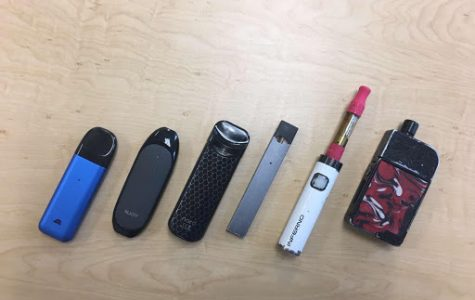 Cracking Down on Vaping at Pennridge High School