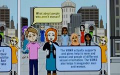What is VAWA?