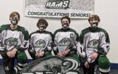 Pennridge Senior Hockey Players