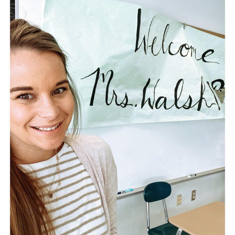 Meet Mrs. Walsh!