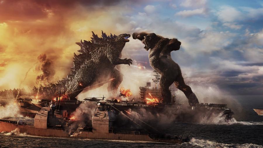 Big Ape and Radioactive Lizard Brawl on HBO Max