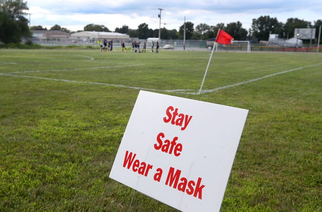 Should Masks Be Required for Athletes During Games?