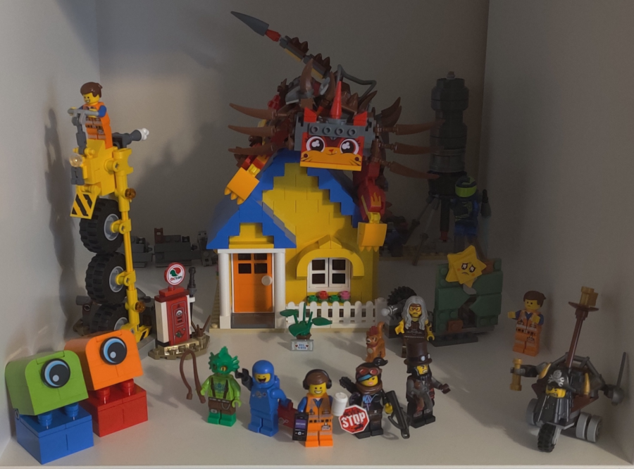 The LEGO Movie 2: The Second Part products suffered in sales along with the film itself.