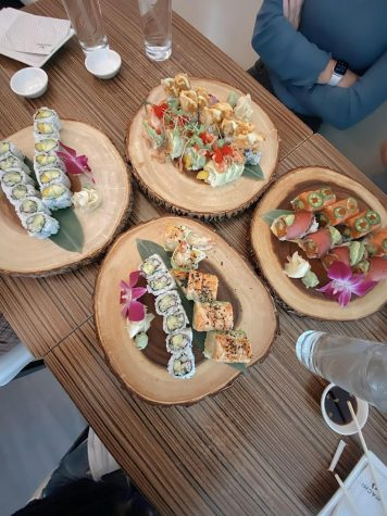 First Time Sushi Adventure